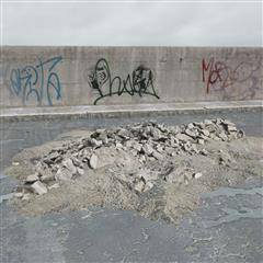 废弃石料 细小石头