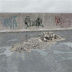废弃材料 碎石