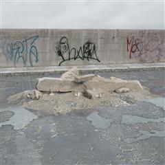 废弃建筑材料 石梁