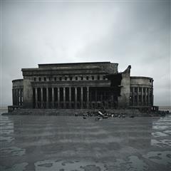废弃会馆建筑