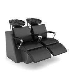 理发工具 洗发椅3 Haircut tool