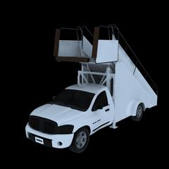 登机车 Boarding vehicle