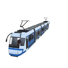 轨道列车 Rail train
