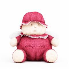 红色布娃娃 Red doll