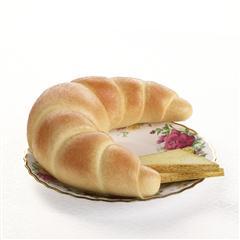 羊角面包 croissant