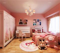 粉嫩公主房