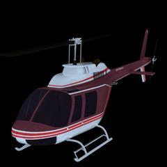 NH直升机