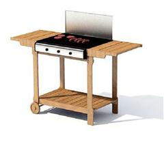户外烤肉机