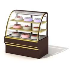 蛋糕展示柜 Cake showcase