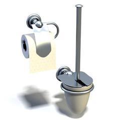 厕纸 马桶刷
