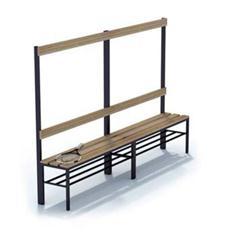 体育馆休息板凳