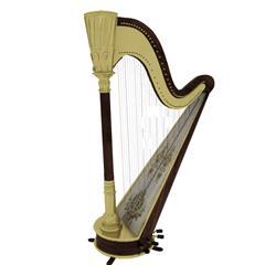 竖琴 Harp