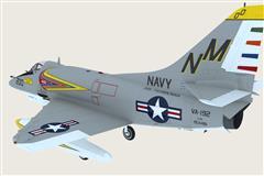 美国天鹰攻击机