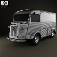 Citroen H Van 1980