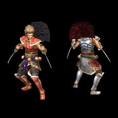 真三国无双5 甘宁 Dynasty Warriors