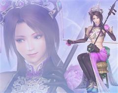 真三国无双5 貂蝉 Dynasty Warriors