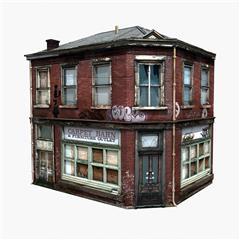 欧式老房子 European Old House